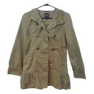 Gap Kids Utility Hooded Jacket